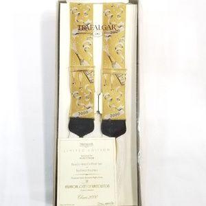Trafalgar Limited Edition 2000 NYE Suspenders Silk